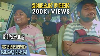 Weekend Machan Finale Sneak Peek | an Ondraga Web Series