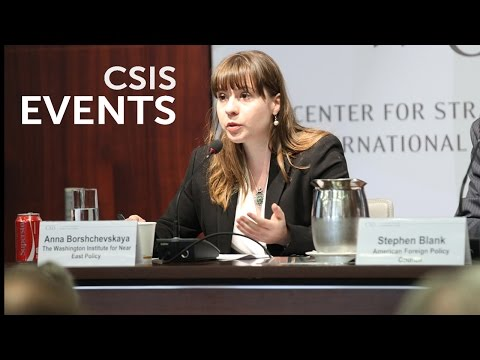 Russian Military Forum: Russia in the Middle East