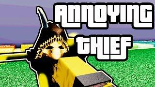 Critical Strike Adventures: Annoying Thief | ROBLOX