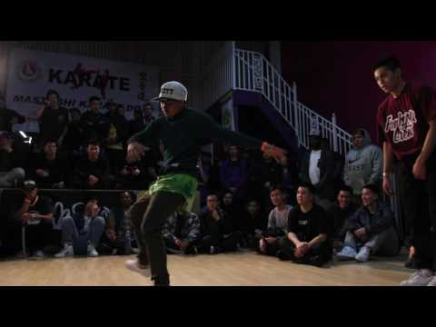 |Full Force vs Cupertino Hooligans| Top 16 - The Come Up: Raw X Uncut 2017