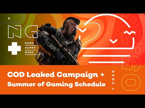 IGN News Live:  Call of Duty's Leaked Campaign + Summer of Gaming Schedule - 05/26/2020