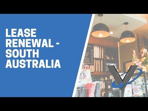Lease Renewal - South Australia