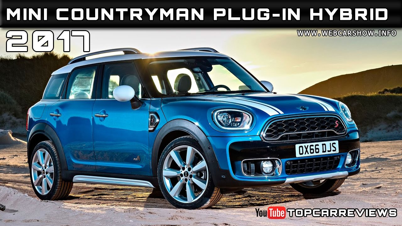 2017 mini countryman review rendered price specs release date youtube. Black Bedroom Furniture Sets. Home Design Ideas