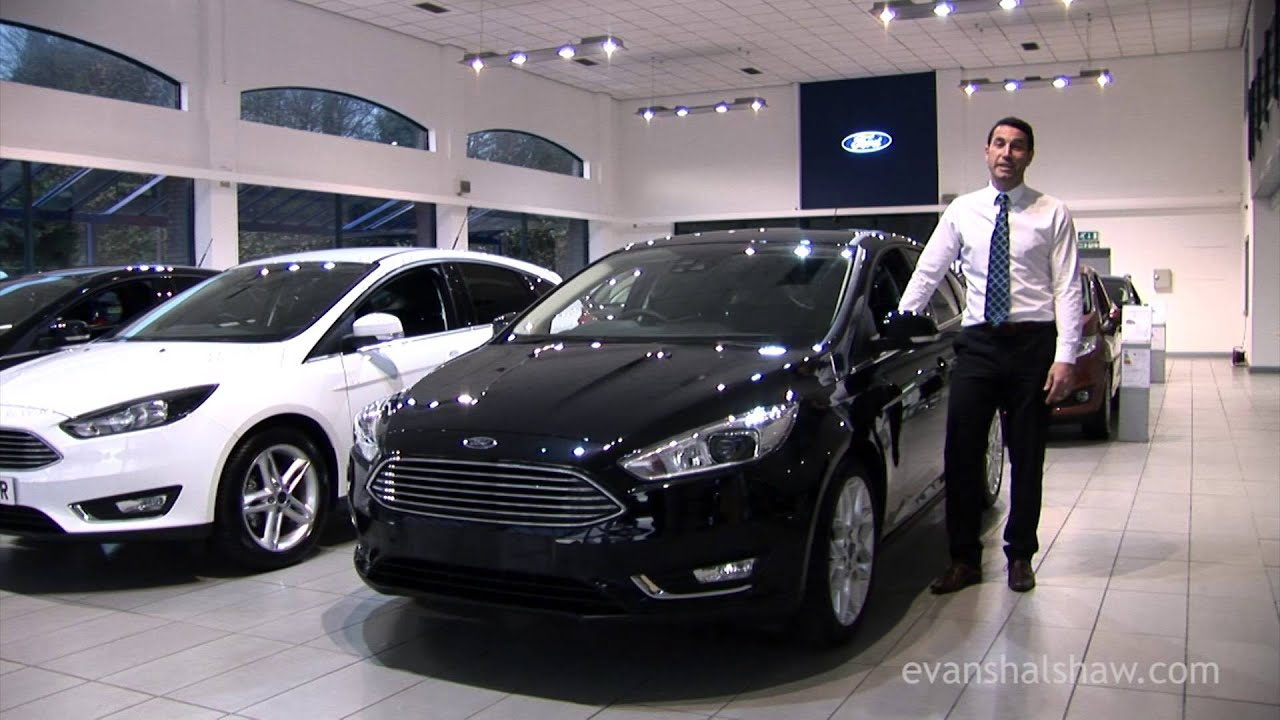 Ford Mondeo 2015 Interior >> 2015 Ford Focus Titanium X Review - YouTube