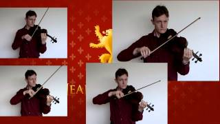 Rains of Castamere - Ramin Djawadi (violin cover + sheet music)