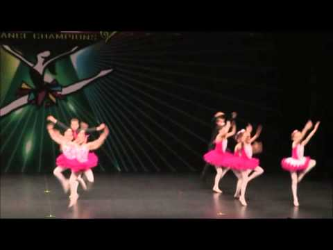 Ballet group 2014 Ugly Duckling