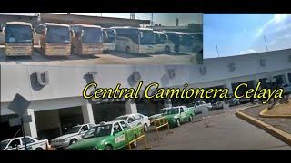 Terminal de Autobuses, Celaya, Guanajuato, Mexico (central camionera)