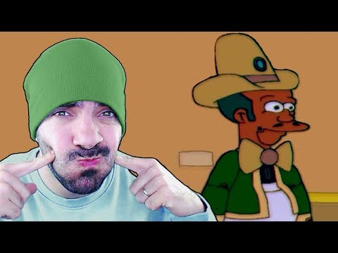 APU NO SE QUIERE IR DE LOS SIMPSON - Fun Times at Homer's *Custom Night* (FNAF FAN GAME) from YouTube · Duration:  21 minutes 58 seconds