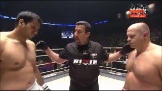 Fedor Emelianenko RETURNS TO  MMA first fight in Rizin FF JAPAN