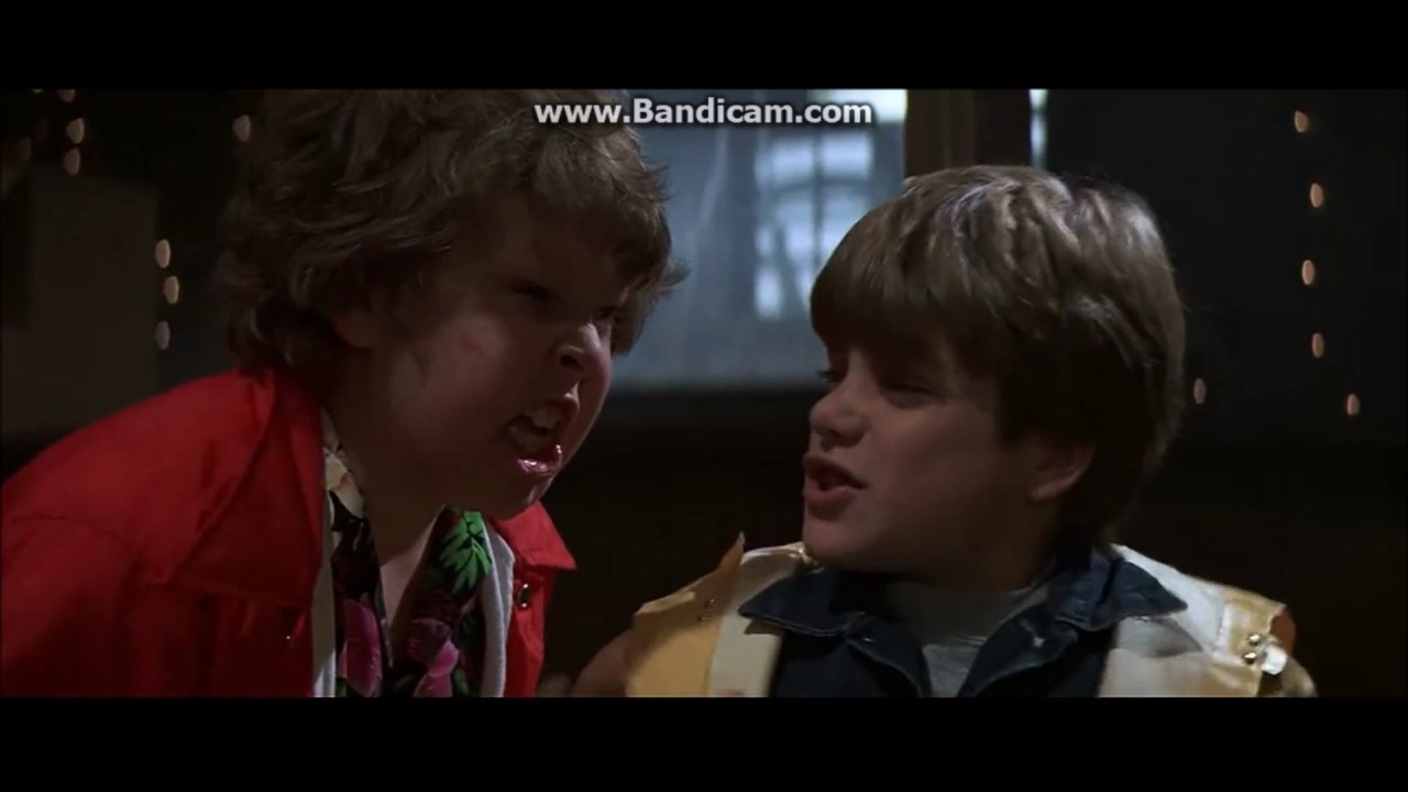 Goonies Chunk Dead Things Mikey