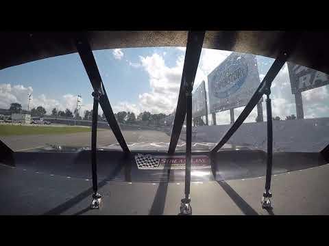 Sunset Speedway   Sept 18 2018   Super Stock Heat 1