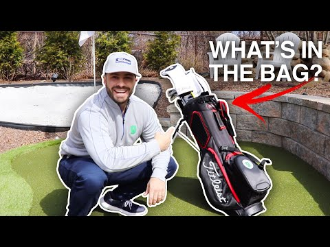 WHAT'S IN THE BAG? Mike's 2020 Setup