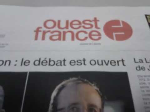Découverte effrayante sur Ouest-France