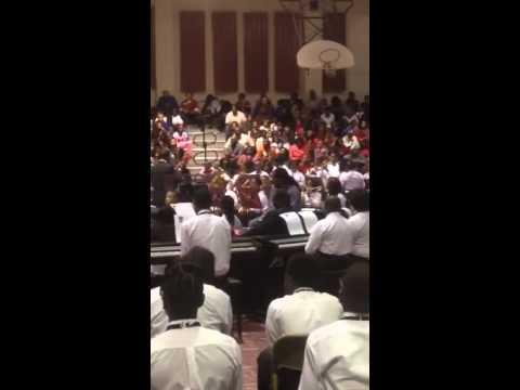 William j clark middle school christmas concert part 3 (jaz