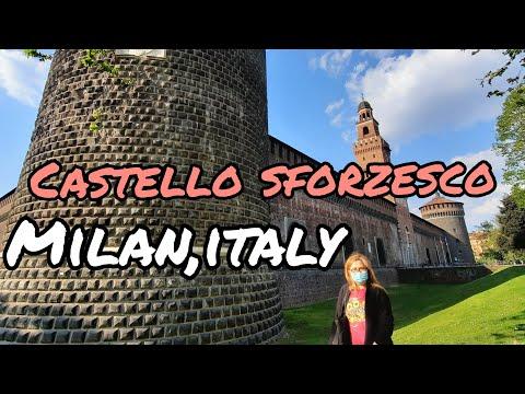 CASTELLO SFORZESCO MILAN,ITALY|ELMA PRUDON