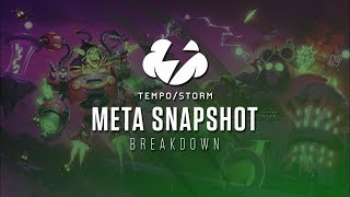 TS Wild Meta Snapshot | Mid-November | Hearthstone | [The Boomsday Project]