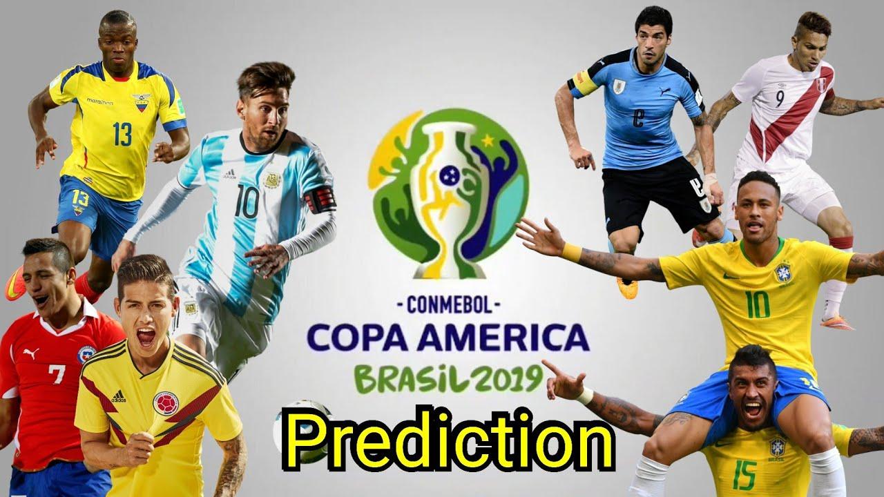 5481e4ee2 COPA AMERICA 2019 PREDICTION