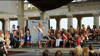 2016 Miss America Competition: Arrival Ceremony