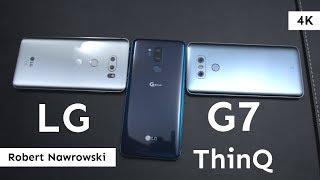 LG G7 ThinQ Recenzja | Robert Nawrowski