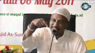 Sheikh Mustafe Xaaji Ismaaciil - Guurka - Part.3