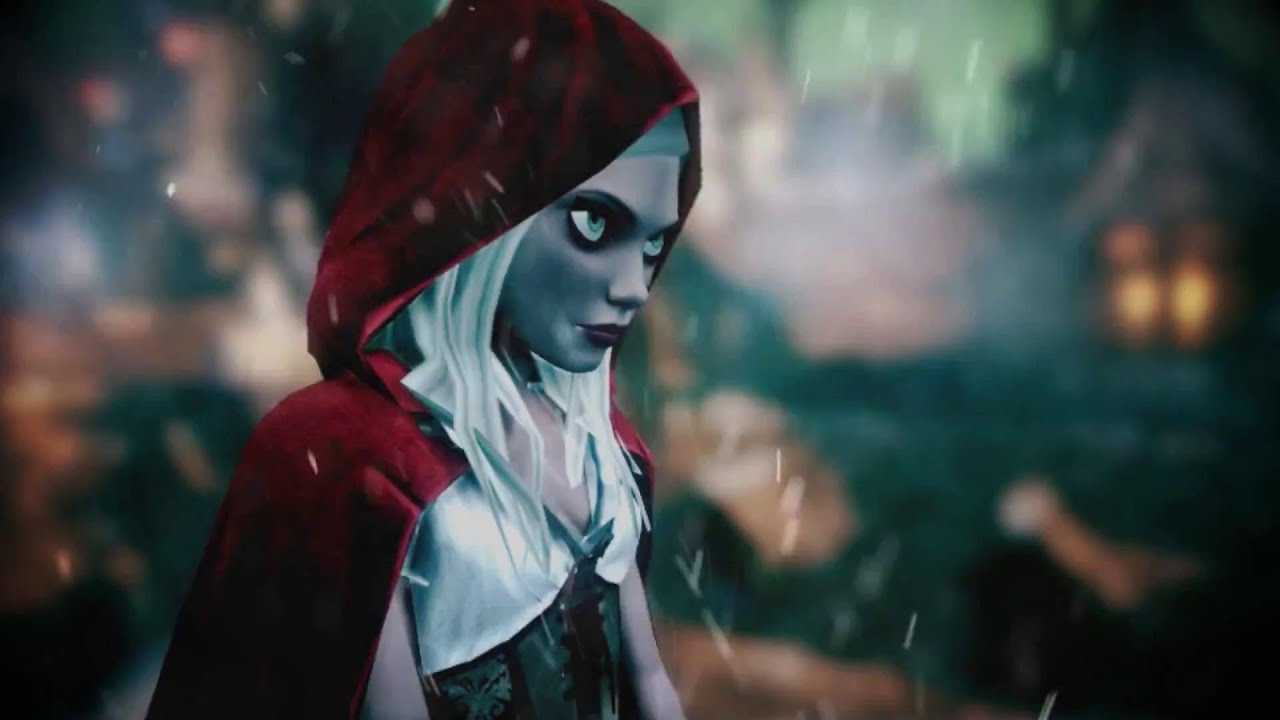Boy And Girl Doll Wallpaper Woolfe The Redhood Diaries Teaser Trailer Youtube
