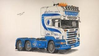 Daytona Heavy Haulage R580 - Drawing Stages thumbnail