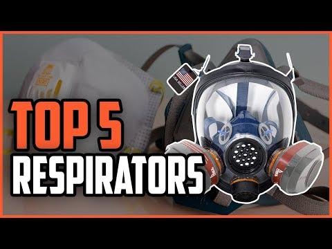 Best Respirator 2019 - Top 5 Respirator (Buying Guide).