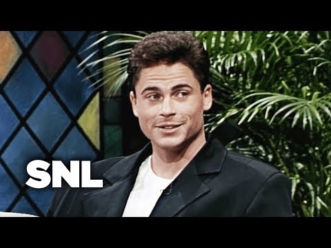 Church Chat: Rob Lowe  SNL