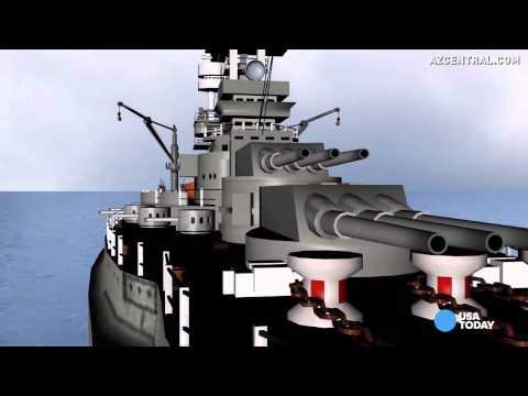 Take a 3D tour of famed Pearl Harbor ship USS Arizona