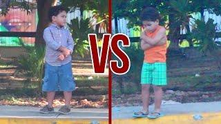 ¿AYUDARÍAS A UN NIÑO PERDIDO? (EXPERIMENTO SOCIAL) *SUCIO VS. LIMPIO*