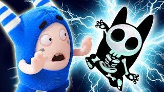 Oddbods | LIGHTNING BOLT | The Oddbods Show | Funny Cartoons for Children by Oddbods & Friends