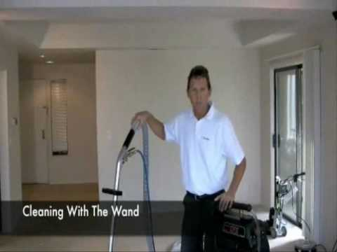Rotovac CFX Continuous Flow Extractor Carpet Steam Cleaning Machine