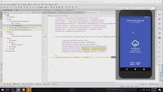 Create a Weather App on Android – Android Studio
