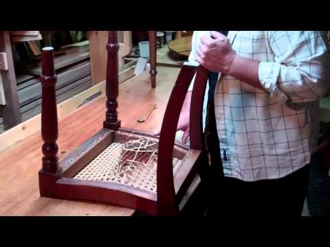 Finding Signs Of Hand Work In Antique Furniture