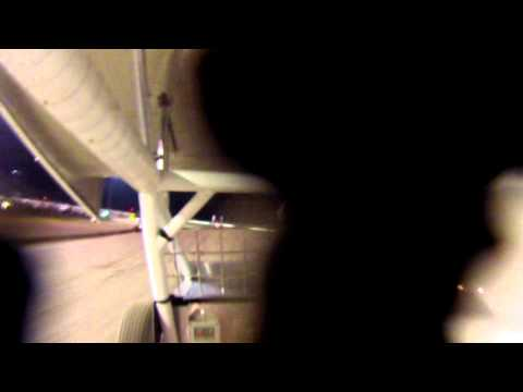 Onboard #71 305 Sprint Car Devils Bowl A-Main 8/2/14