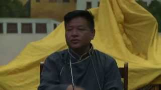 Tibetan: Speaker Mr Penpa Tsering Talk on Dolgyal or Shugden Controversy, June 4, 2014.