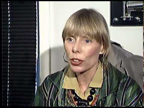 Joni Mitchell 1989 interview Part 1
