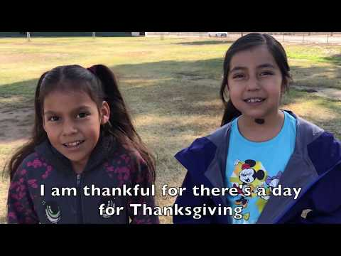 WFEC 2018 Thanksgiving | Kids Edition