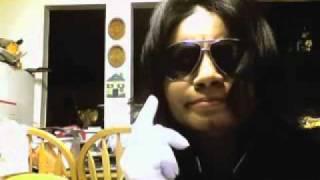 Michael Jackson Acting like Ozzie Osborne Thumbnail