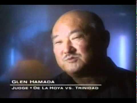 Tale of the tape De La Hoya vs Trinidad