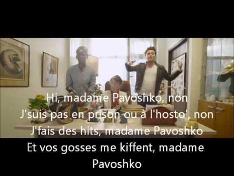Black M - Mme Pavoshko [Paroles + Clip OFFICIEL]
