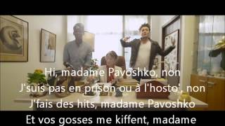 Black M - Mme Pavoshko [Paroles + Clip OFFICIEL]