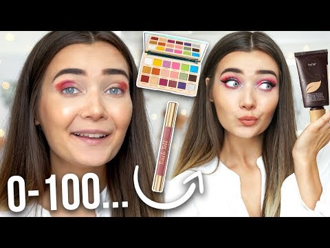 HOW TO GO FROM 0-100... CHATTY GET READY WITH ME!
