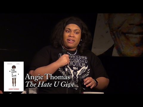 "Angie Thomas, ""The Hate U Give"" Mp3"