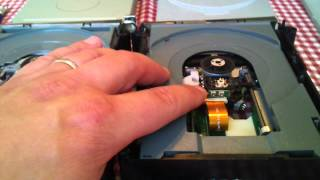 xbox 360 DVD laser adjustment