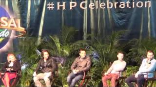 My Life on the Harry Potter Film Set Talent Q&A 10 am Session at A Celebration of Harry Potter