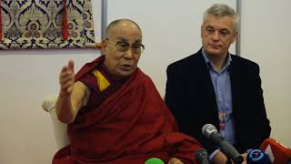 Далай-лама. Я мечтаю о мире без оружия