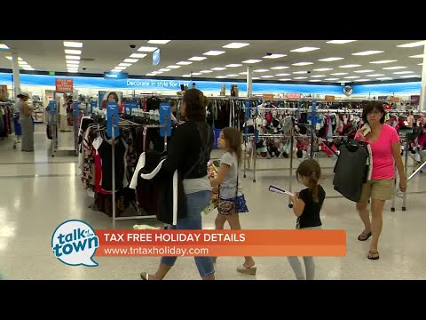 Ms. Cheap's Tax Free Holiday Weekend Shopping Tips