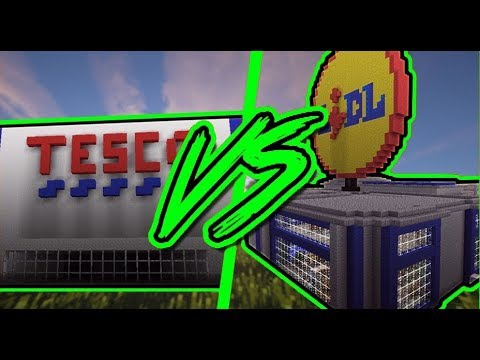 LIDL VS. TESCO !!!!