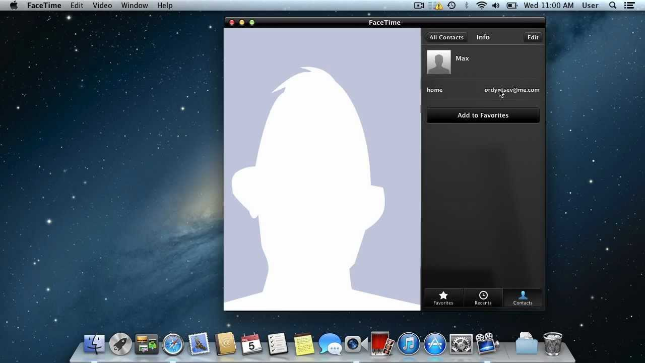 How to Add Contacts in Facetime YouTube